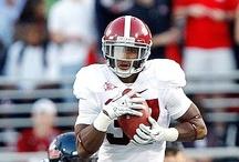 Alabama Football / by Matthew Givens