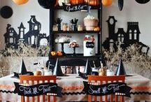 Halloween / Halloween costumes, Halloween Party Decor, Halloween Party Ideas, Kids Halloween party, Home Decor, Halloween Foods, Halloween Activities, Halloween printables / by Christine Nye