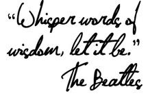 Just lovely words / by Gewoon Marieke