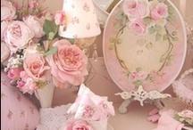 Pink, Pretty, Precious / by Fran Klaas