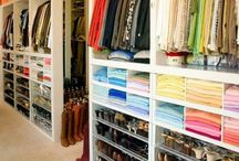 BEST CLOSET EVERRR!!!!!!!! (i wish) :)  / one day!!  / by Billie Courtright