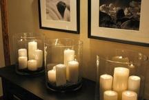 Candles / by Darlene Dean Parker