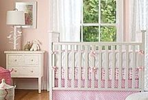 The Forever-Pink Nursery / by Serena & Lily Baby