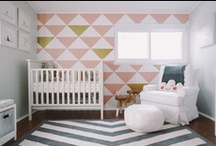 The Not-So-Pink Nursery  / by Serena & Lily Baby