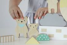 COOL TOYS / The coolest toyss for the little ones / by Bettina Neseker // CITYMOM.nl