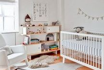 The White Nursery / by Serena & Lily Baby