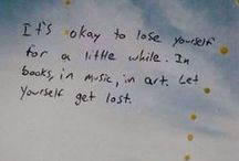 Words / by Allison Steele