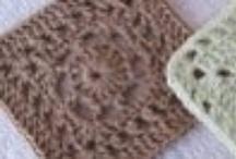 Crochet Granny Squares / by Kittycrochet