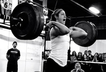 Real, Strong Crossfitspiration  / by Allison @ Frisky Lemon