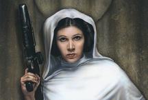 Star Wars / by Melissa Donovan