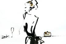 Drawings/Watercolor/Acrylics / by Siti Bayyinah