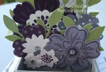 Homemade cards & Stampin Up Ideas  ..... / by Susan Pettner