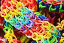 Rainbow Loom / by Irene Scholl