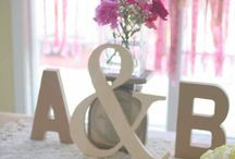Bridal Shower Stuff / by Wendy Rogers-Money