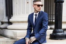 Men's Fashion Inspiration  / This is a board of men's fashion that is relevant to fashion yesterday, today, and tomorrow for any man at and age.  / by BUNGALOW/8 Hairdressing