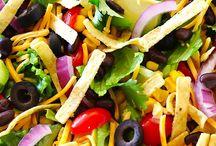 Summer salads / by Janis Carducci-Bottorff