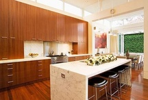 Wonderful Kitchens / by Gê Visacri of Casa da Gê