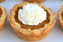 Pumpkin / Pumpkin recipes! Of all shapes and sizes / by Amber Lynn