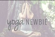 Yoga Newbie / Just starting with yoga... And loving it!  / by Positively Present