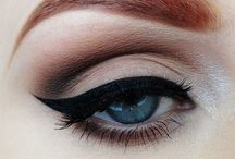 Makeup, Nails, Style ideas / by Betsy Croft