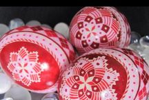 Pysanky / by Betsy Croft