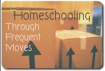 Homeschooling - All About Homeschooling / by Sarah Robinson (SidetrackedSarah.com)