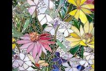 mosaics ,pedras / by Ivani Grande