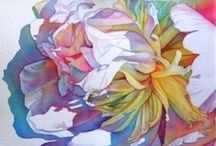 Water color PAINTINGS / by Ivani Grande