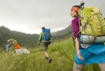 Backpacking / by Laurie Fisher
