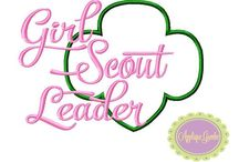 Girl Scout Leader / by Lisa Hubbard