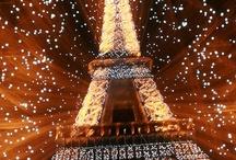 Paris et La Vie Francais! / by Kate Thompson