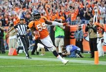 Broncos!! / All Denver Broncos, all the time! Do you have a problem with that?  / by Roger Miller