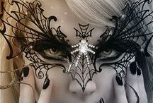 Mask / by Rose Whittaker
