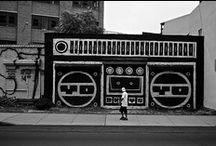 Street Art / by Cheryl Walker