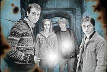 Harry Potter!!!! / by Cheryle Hannum