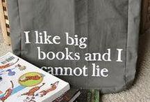 Bookworm  / by Trashy Betty