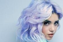 Hair, Makeup & Nails / by Melissa Ann