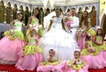 My Big Fat Gypsy Wedding  / by Fay Chamoun