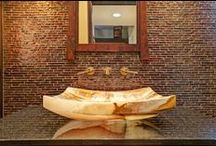 Asian-Inspired Bathrooms / by Jackson Design