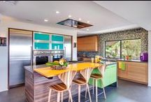 Colorful Kitchens / by Jackson Design