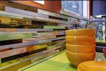 Tile Backsplashes / by Jackson Design
