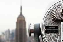 New York, New York / by Jennah Walls