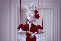Creepy Darlings / by Alison Buck