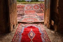 Art Under Foot. Beautiful Rugs and Tile / Antique and Beautiful Designer Rugs and Tile / by D