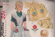 Vintage Clothing / by Sharon Pratt