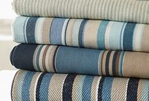 Accessorizing the Home / Rugs, lamps, pillows, throws, dishes, table runners, accessories  /Becky Scott