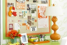 Office/Craft Room / Ideas for my new home office/craft room / by Juli Fish