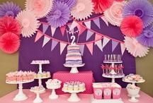 GIRL Party Ideas / by Amanda Ehrlich