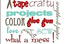 Crafts / by Kimberly Howard