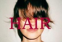 Hair / by Raquel GT fashion diary